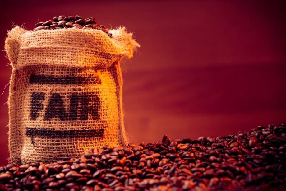 Fair Trade Kaffee dank Blockchain