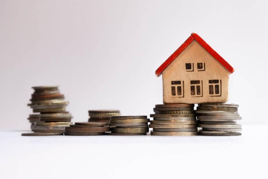Immobilien-Token [Symbolbild]