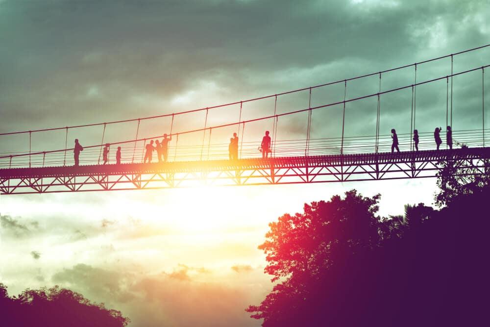 """""""Brücke des Vertrauens"""": VeChain und Partner lancieren Blockchain-Plattform"""