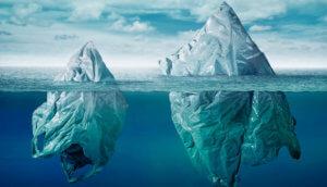 IOTA Müll CO2 Plastik