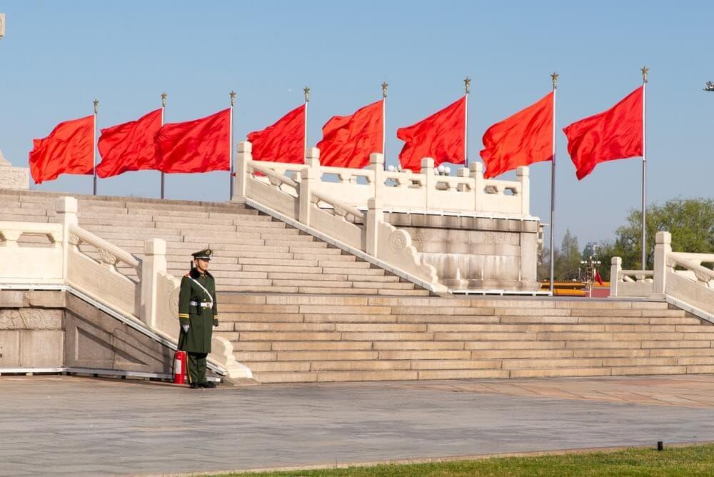 Bitcoin, Anti-Bitcoin: Chinas Blockchain-Pläne im digitalen Wettrüsten