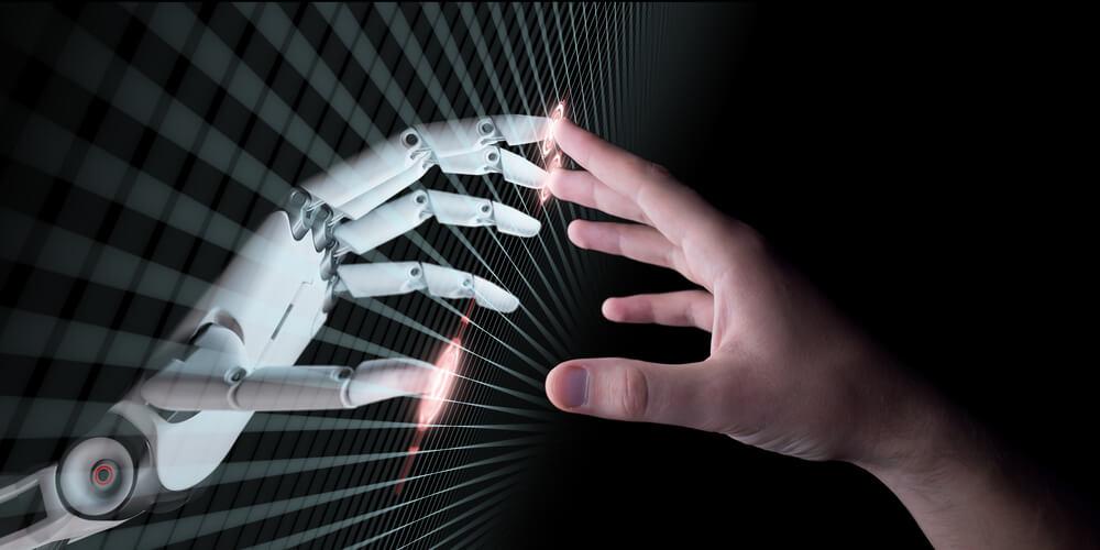 IOTA im Fokus: Die Zukunft gehört der Menschmaschine