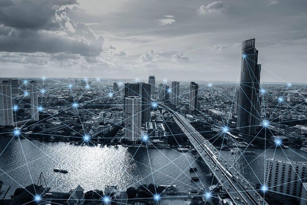 Blockchain, China vernetzt Smart Cities mit Blockchain
