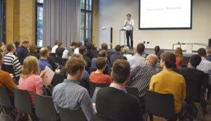 Paperthon des Bundesblock stellt Blockchain-Strategie auf den Prüfstand