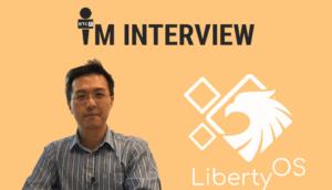 Interview mit Steven Fang über Blockchain-Betriebssystem LibertyOS