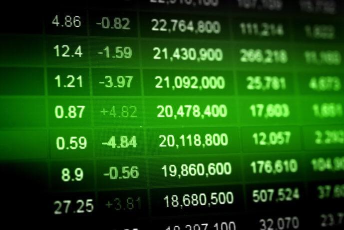 Bitcoin und Co. konnten seit gestern Kursanstiege vorweisen.