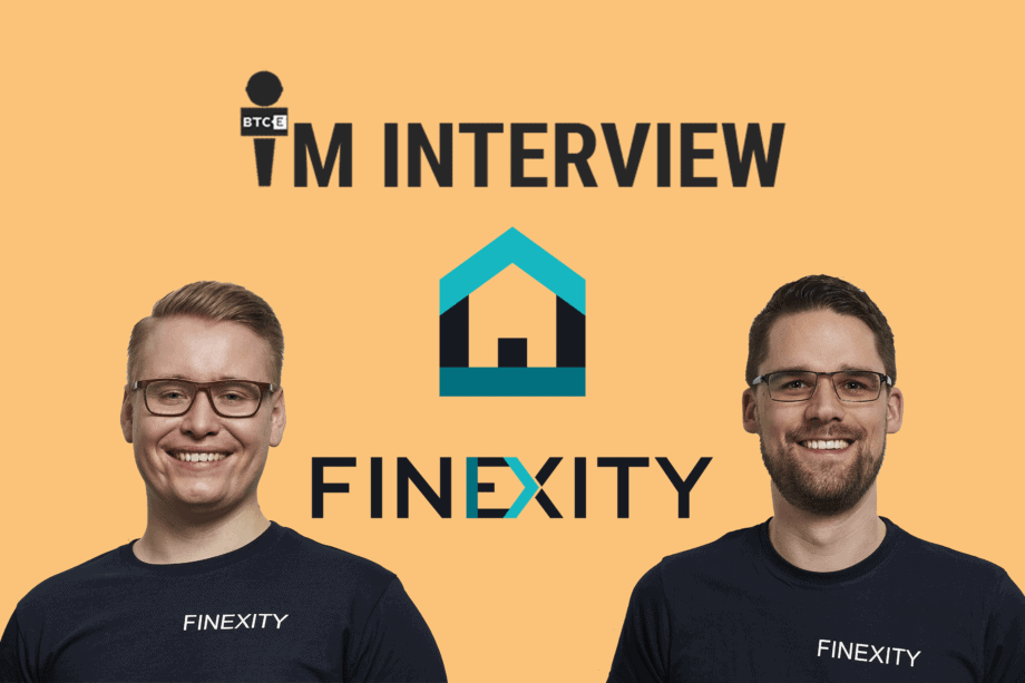 Tokenisierte Immobilien, Finexity