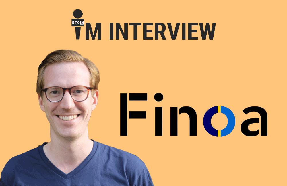 Interview mit Finoa Co-Founder Christopher May zur Zukunft der Token-Verwahrung