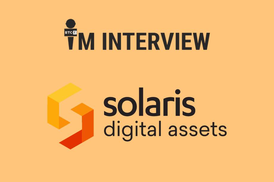 Token Custody, solaris Digital Assets