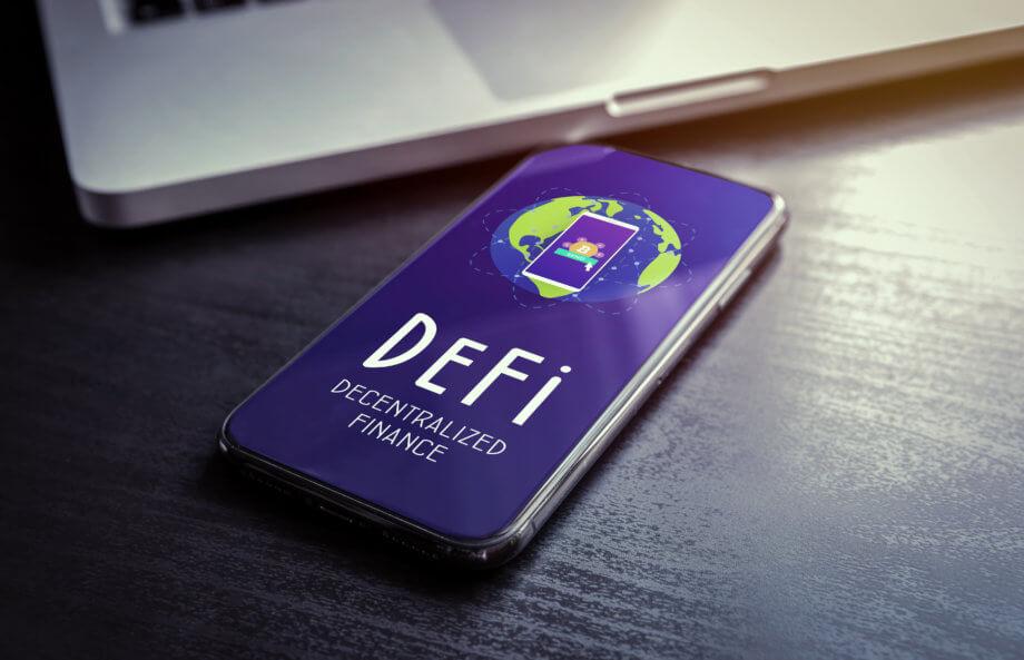 DeFi (Symbolbild)