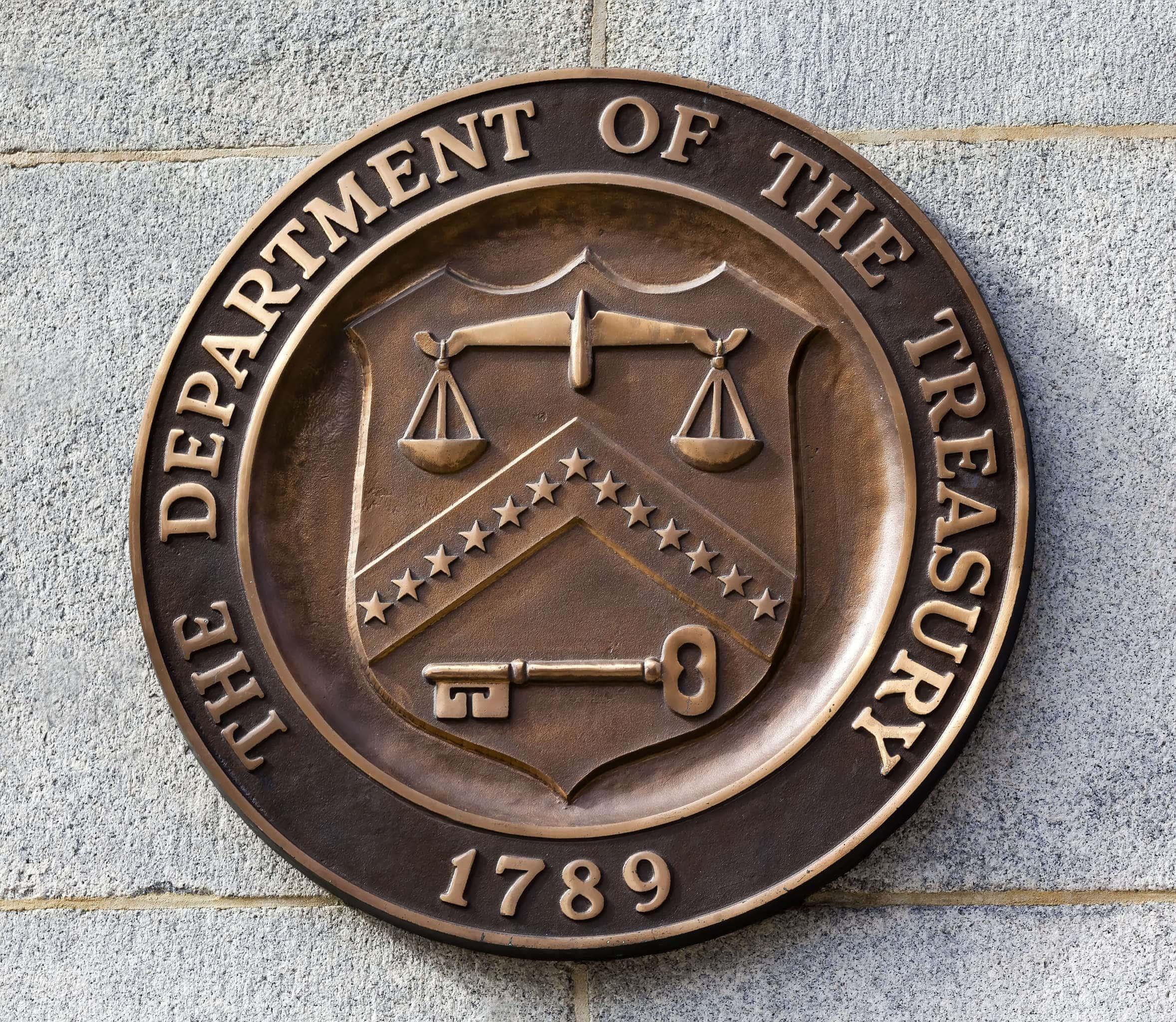 US Treasury tracks blockchain subsidies 1