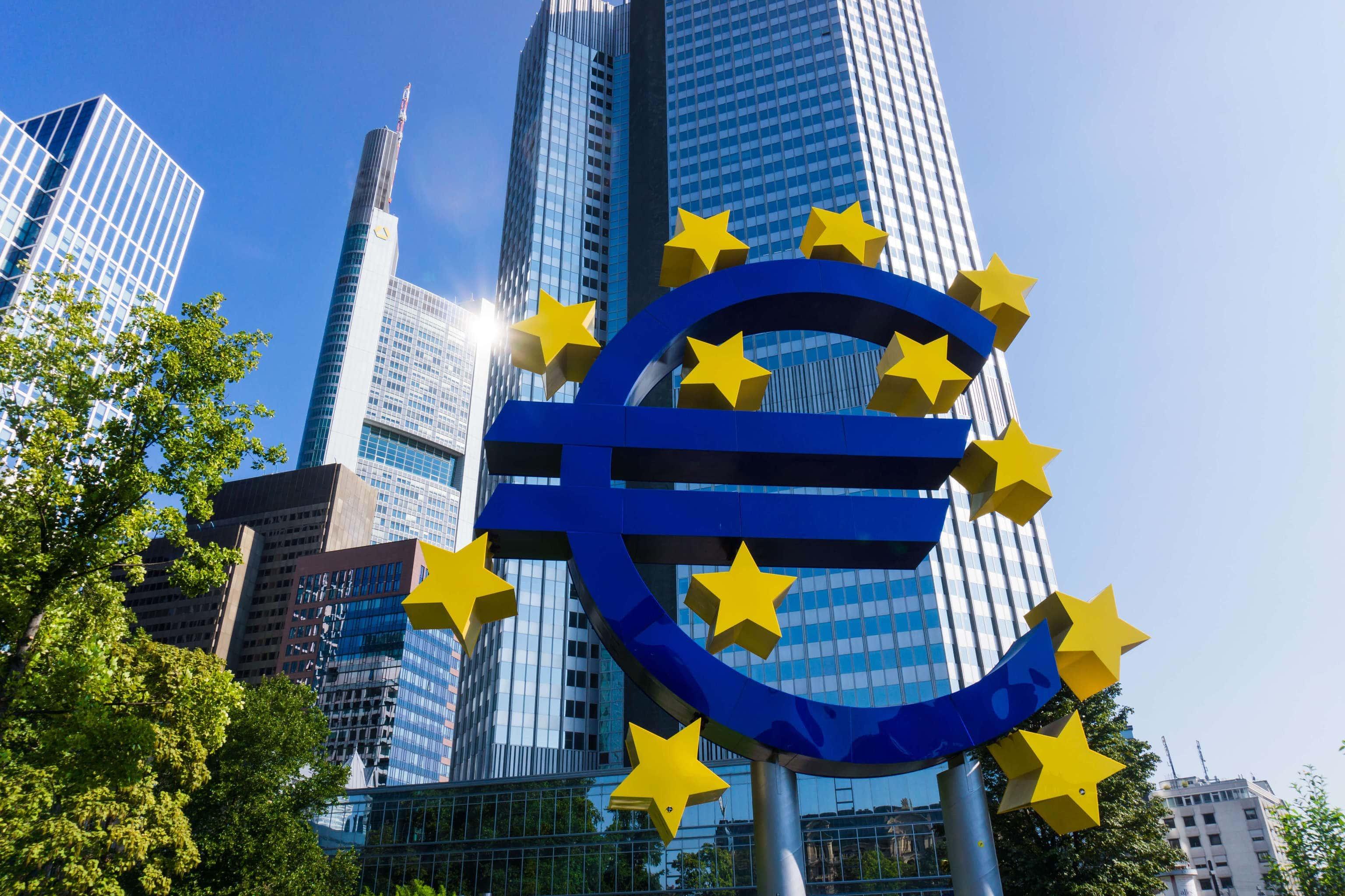 EZB entwirft Zweistufenmodell einer digitalen Zentralbankenwährung