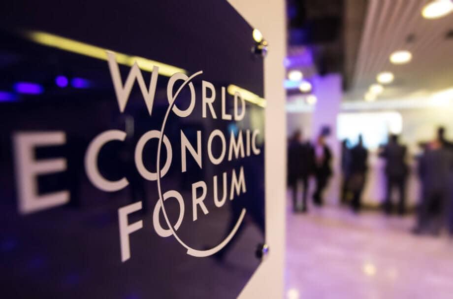 Weltwirtschaftsforum in Davos klärt die Zukunft der Blockchain-Technologie