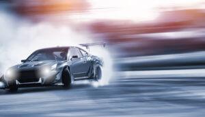 Auto - Sportwagen Altcoin-Rally Bitcoin