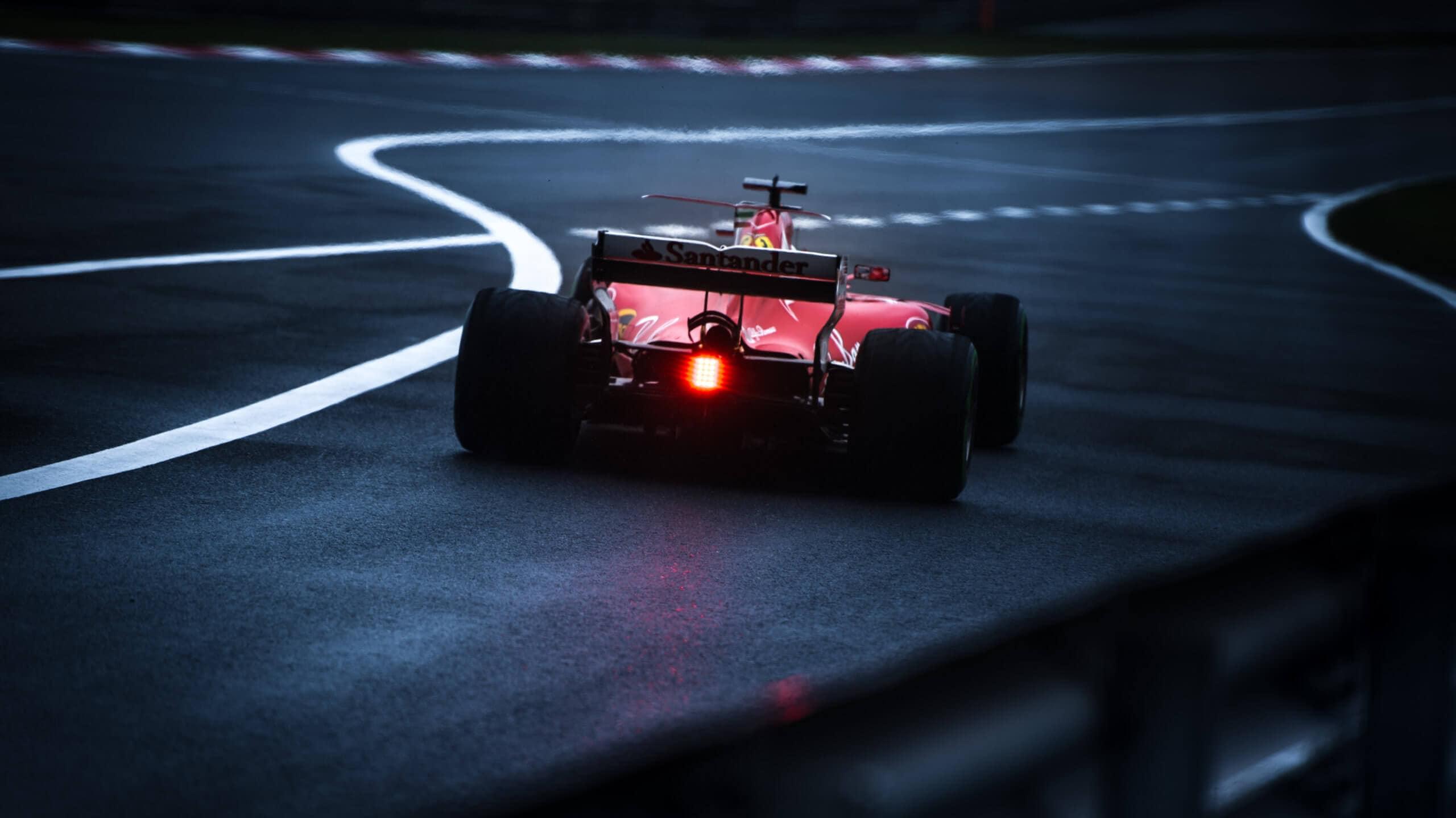 Formel 1 - Formel-1-Auto