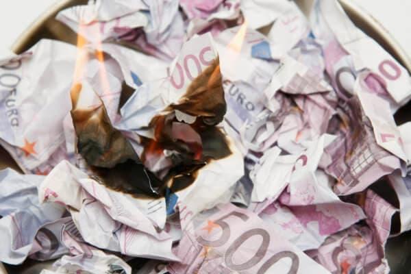 Eurokrise 2020, Inflation
