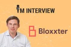 Interview mit Marc Driessen von Bloxxter
