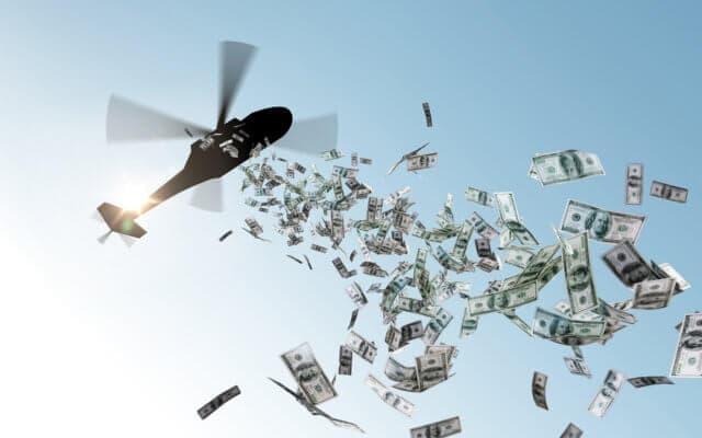Helikoptergeld