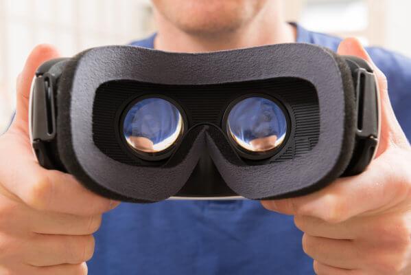 Home Office und Virtual Reality, Blockchain
