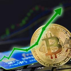 Bitcoin-Kurs: Bullisher Rebound bringt Kursanstieg, DAX stagniert