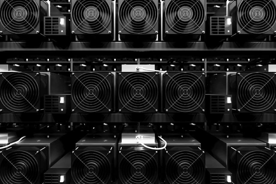 bitcoin mining geräte schwarz