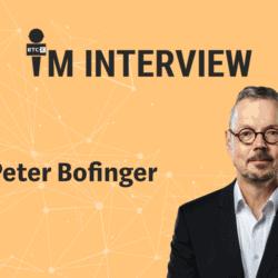 """Peter Bofinger: """"Eine Kryptowährung kann ganz schnell implodieren"""""""