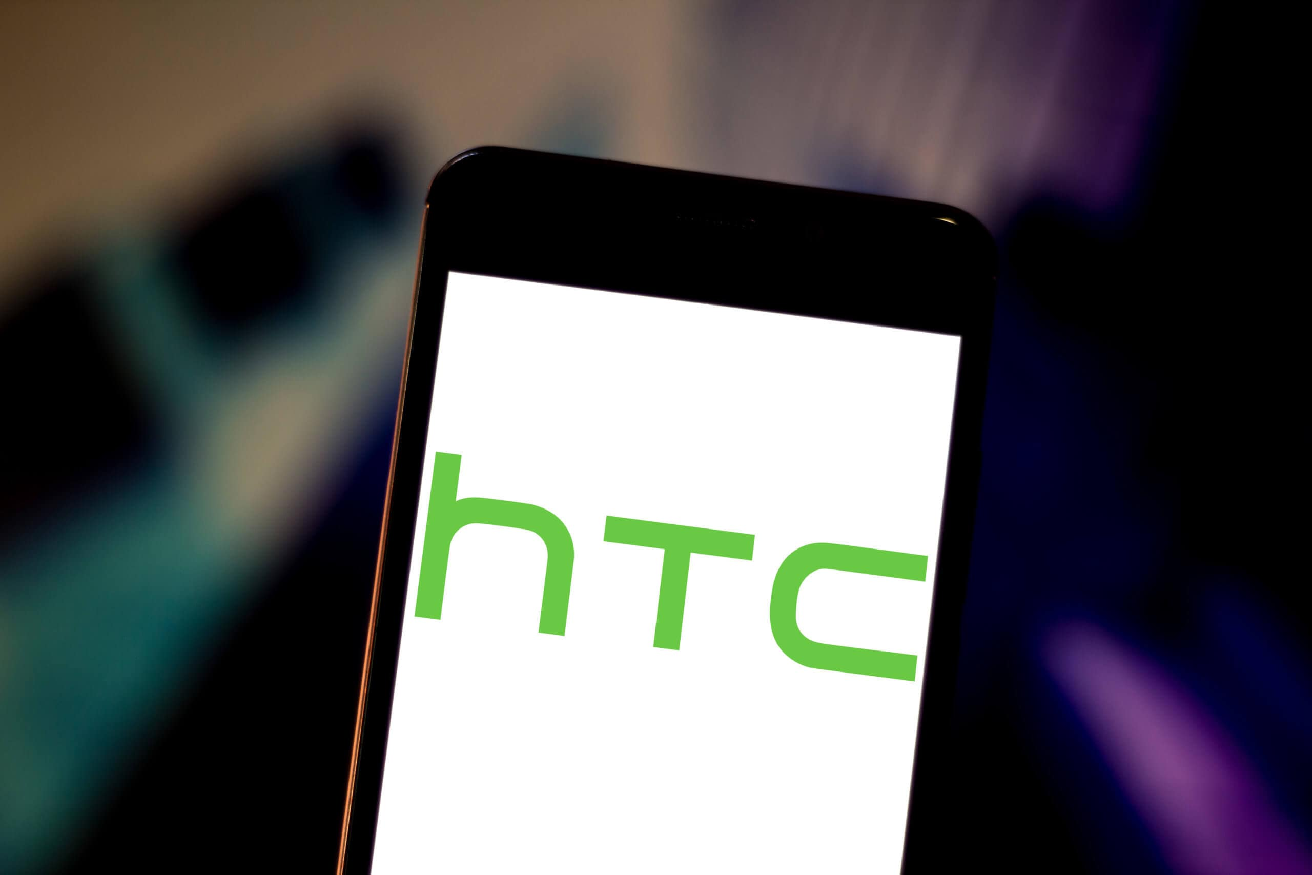 HTC Exodus Phone