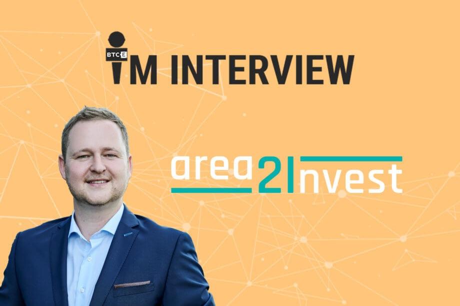 area2invest Gründer MAx Heinzle im Interview