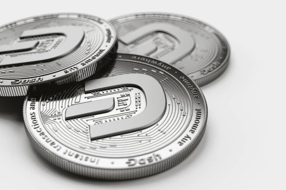 Drei Dash Coins