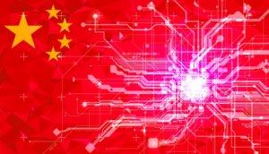 Kreatives Design-Konzept für High-Tech-Flaggen in China