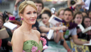 j k rowling autorin der harry potter romane