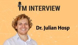 Julian Hosp im Interview