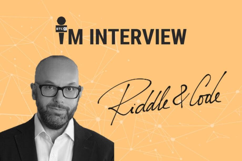 Interview mit Thomas Fürstner von Riddle&Code