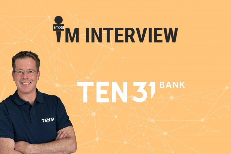 Matthias von Hauff, CEO von TEN31 im Interview