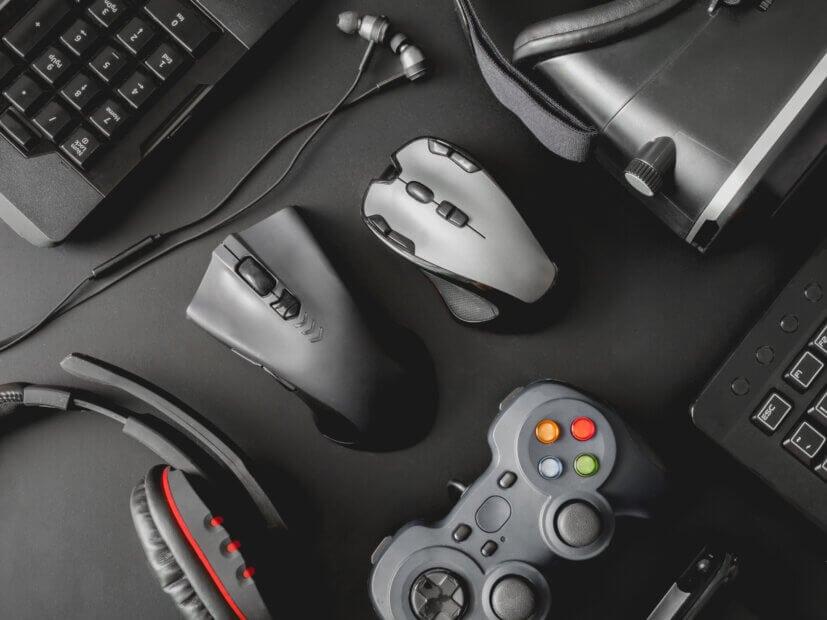 Diverses Gaming-Zubehör