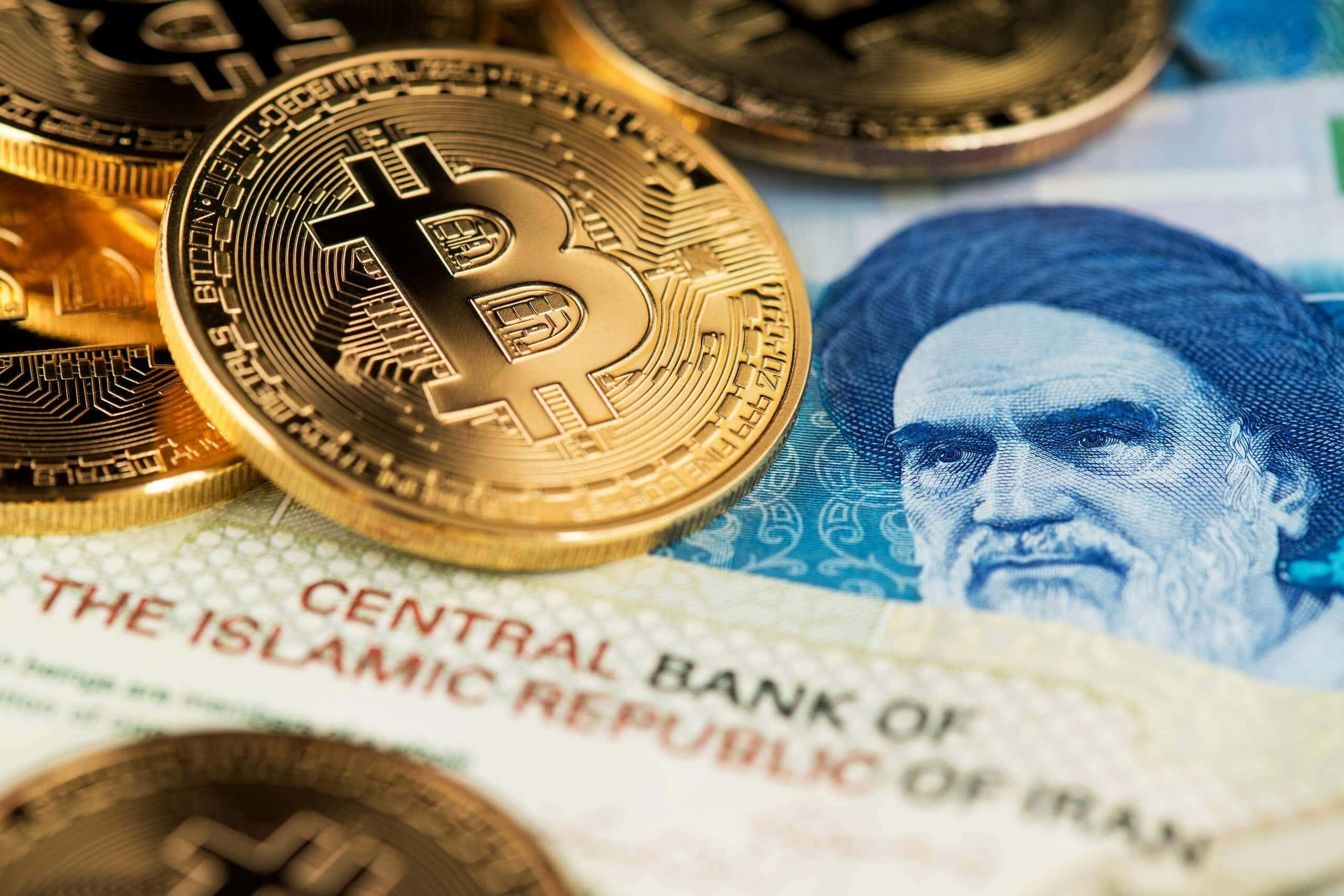 Wie kann ich Bitcoin im Iran kaufen?