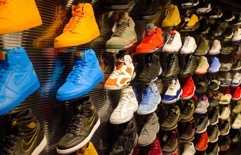 Turnschuhe von Nike