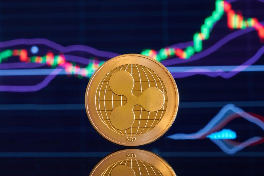 ripple-münze-vor-einer-chart