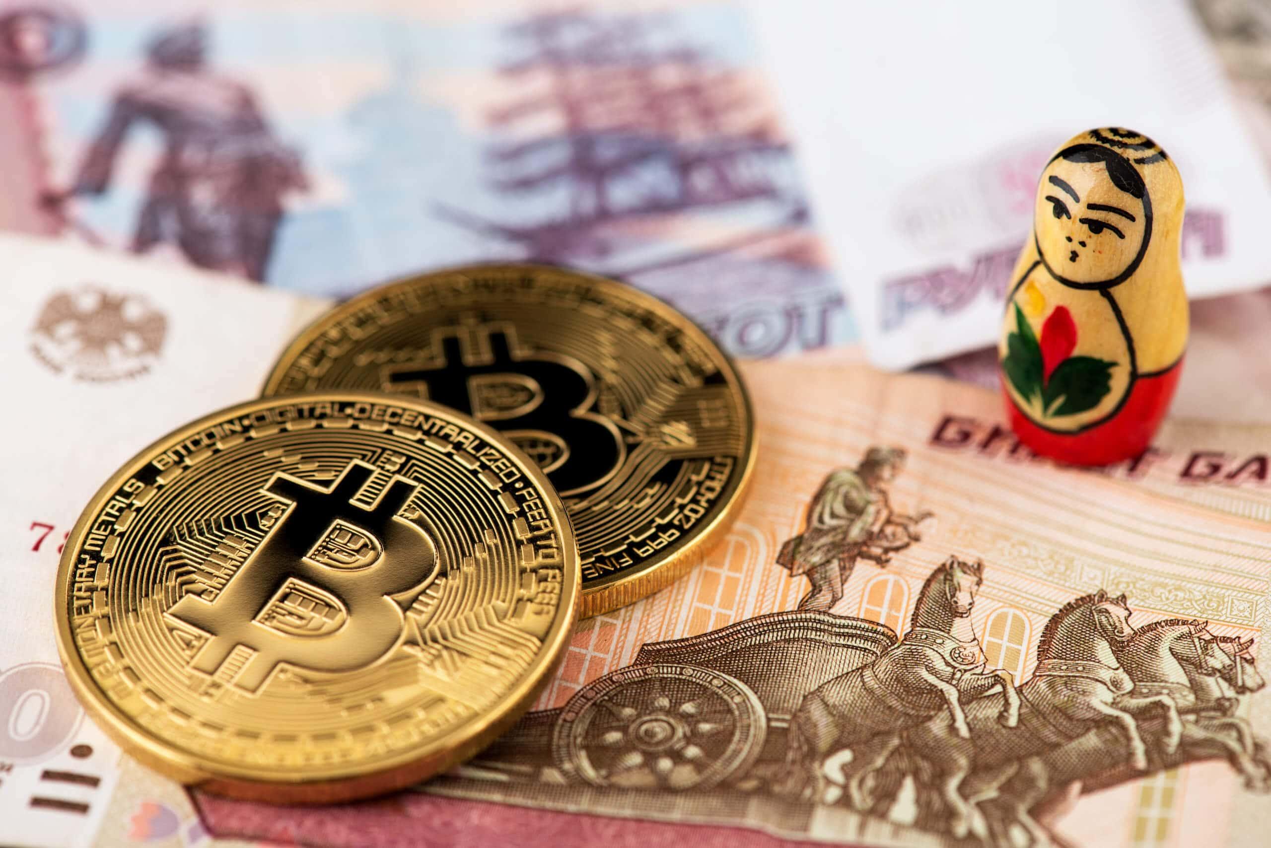 Bitcoin und Russland
