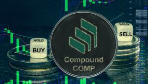 Compound Token und Würfel mit buy and sell