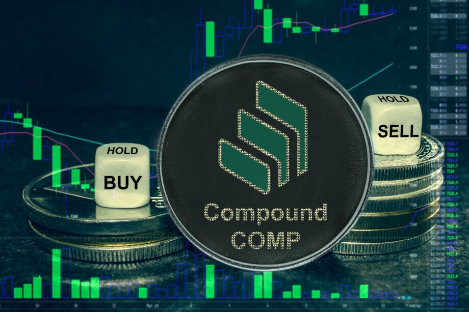 Compound Token und Würfel mit buy and sell