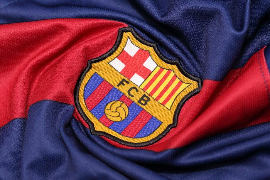 Trikot des FC Barcelona
