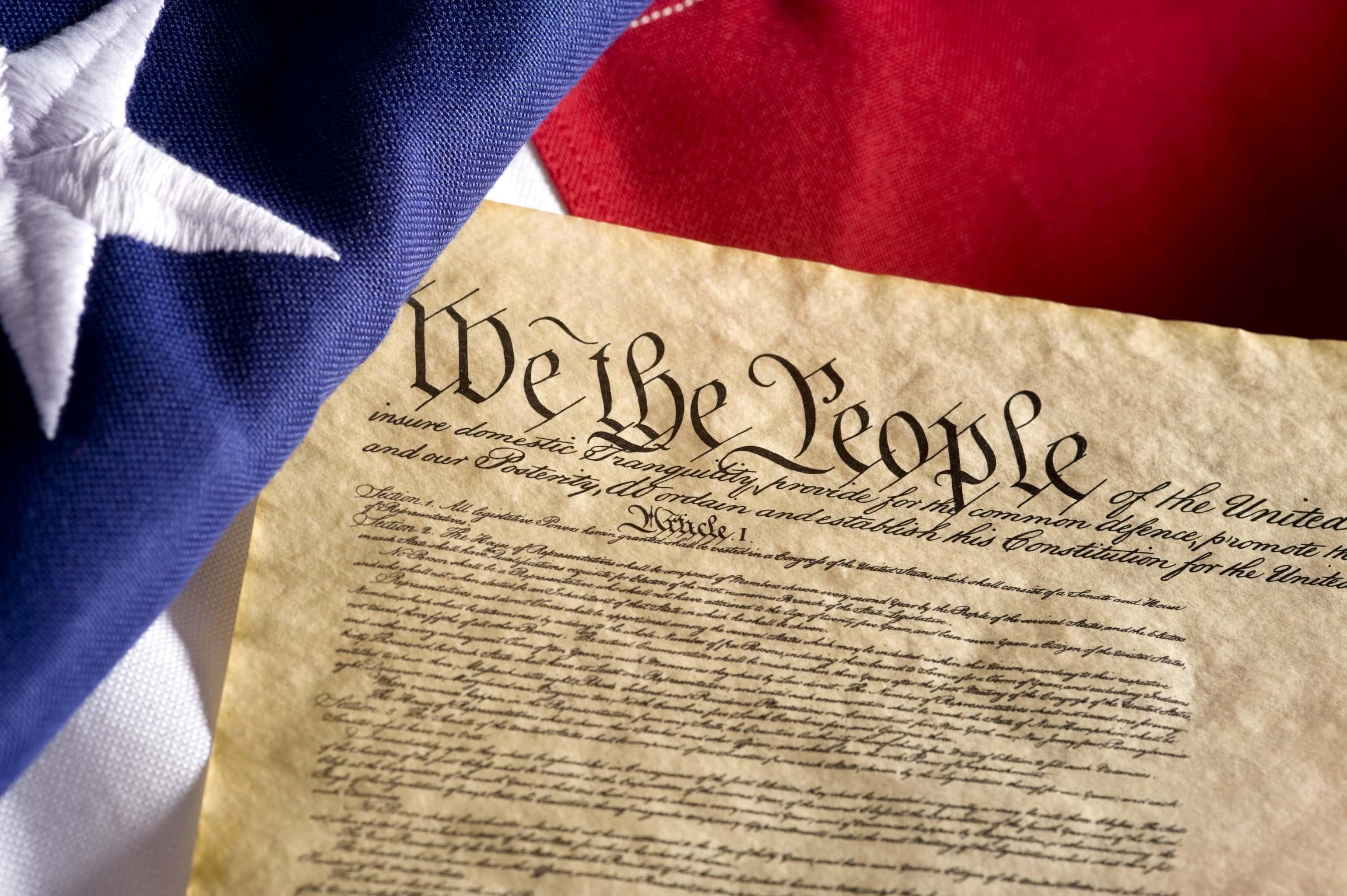 US-Verfassung: Kein Schutz für Bitcoin-Daten – Das Regulierungs-ECHO