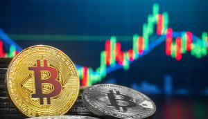 bitcoin-münze-vor-einem-chart