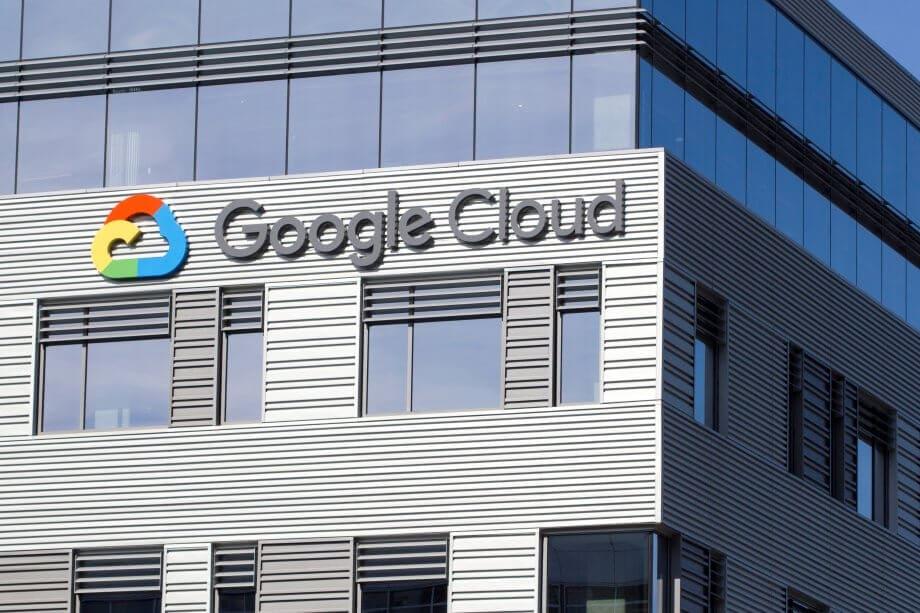 google-cloud-gebäude