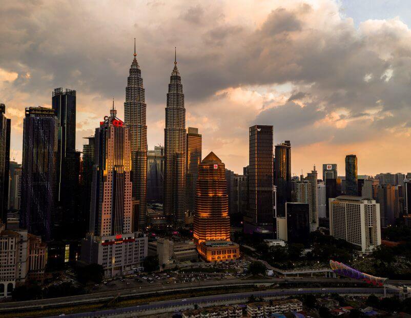 skyline-von-malaysia