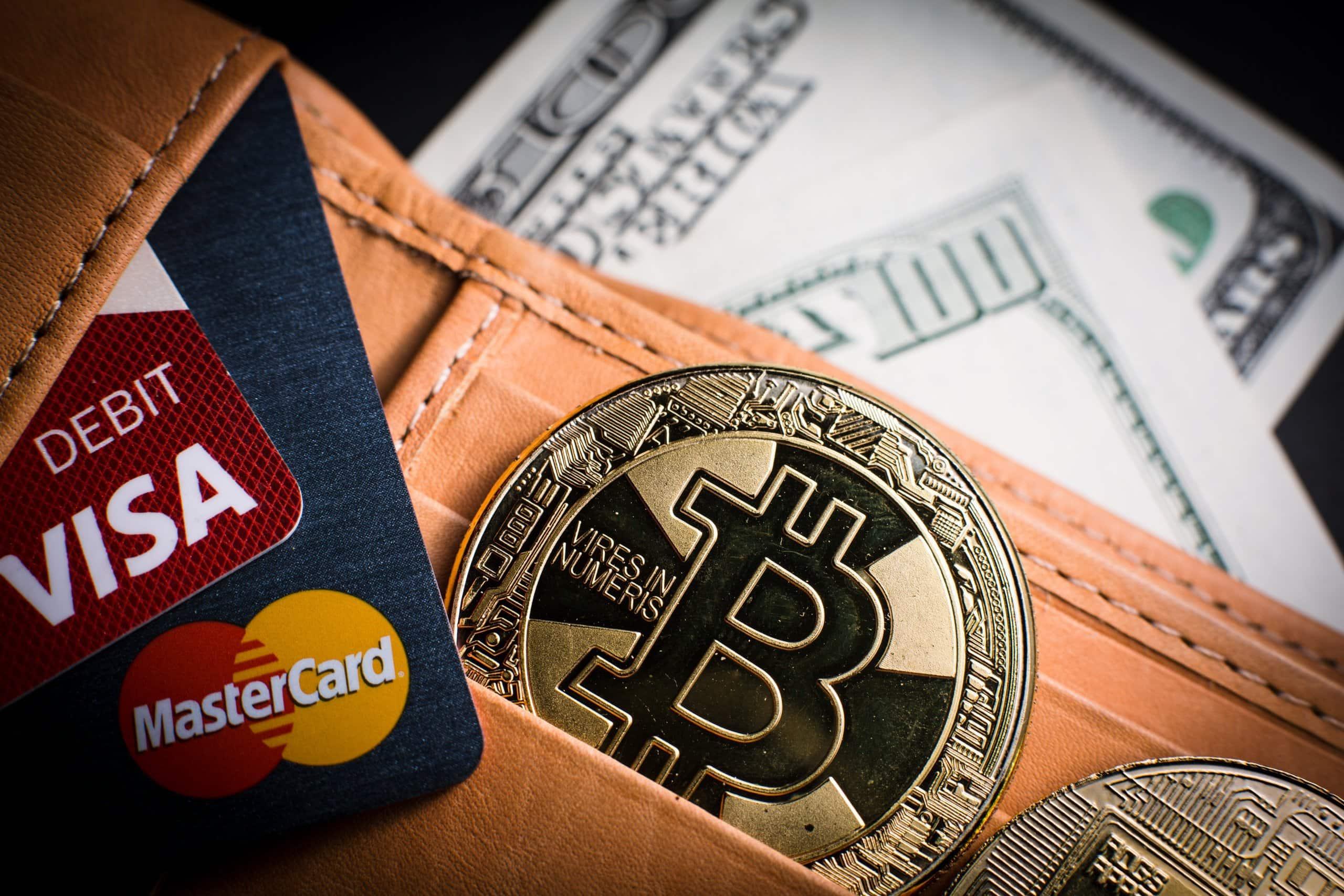 visa mastercard bitcoin)