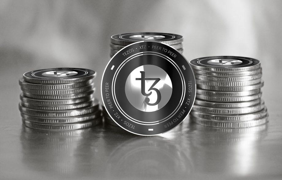 Tezos XTZ Münzen