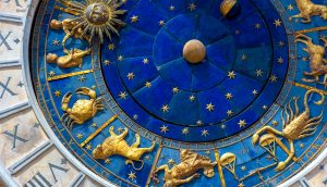 Astrologische Zeichen