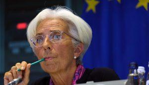 Christine Lagarde von der EZB